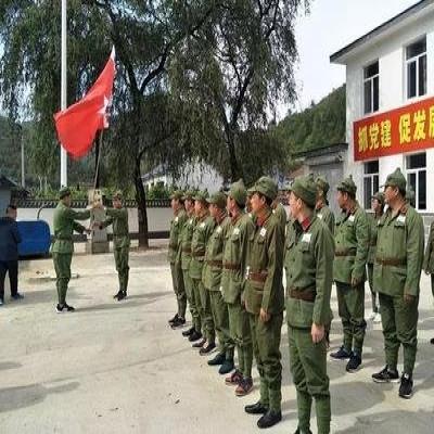 东北抗联党性培训6天